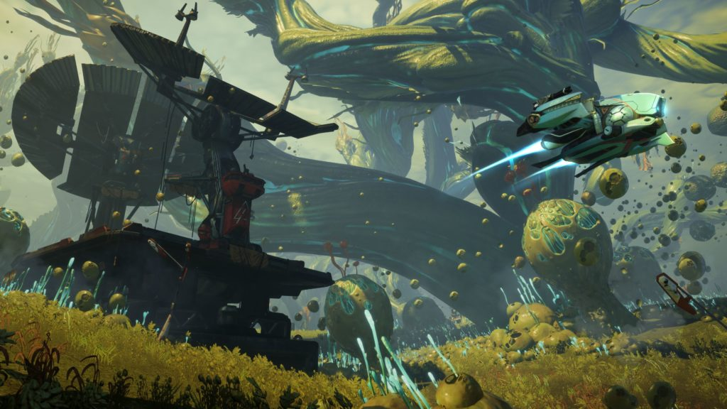 Starlink - Battle for Atlas : screenshot du jeu