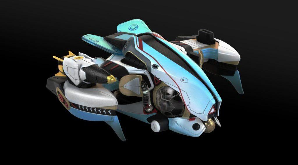 Starlink - Battle for Atlas : vaisseau 2