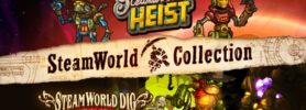 SteamWorld Collection en promotion sur l'eShop de la Nintendo Switch