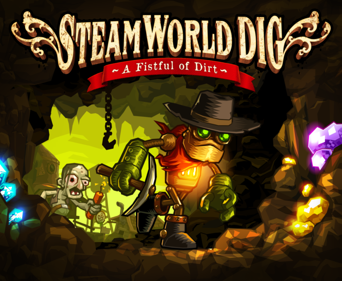 Cover du jeu SteamWorld Dig : A Fistful of Dirt sur Nintendo Switch