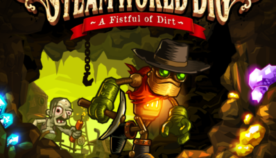 Cover du jeu SteamWorld Dig : A Fistful of Dirt sur Nintendo Switch