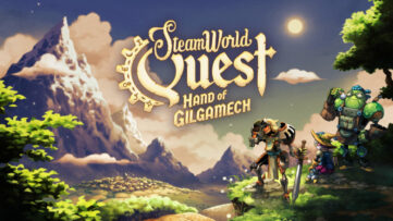 SteamWorld Quest arrive le 25 Avril sur l'Eshop