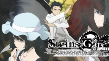 Jeu Steins;Gate Elite sur Nintendo Switch : artwork du jeu