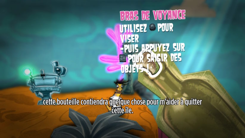Image du jeu Stick It To The Man sur Nintendo Switch