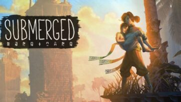 Jeu Submerged sur Nintendo Switch : artwork du jeu
