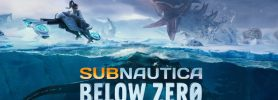 Jeu Subnautica : Below Zero sur Nintendo Switch : artwork du jeu