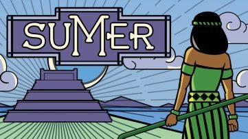 Un trailer publié pour le jeu Sumer