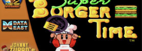 Super Burger Time est disponible sur l'eShop de la Switch
