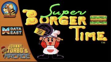 Super Burger Time est disponible sur l'eShop de la Switch