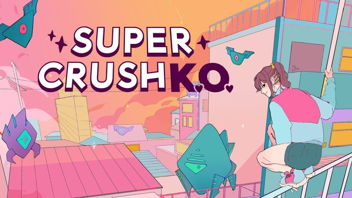 Jeu Super Crush KO sur Nintendo Switch : artwork du jeu