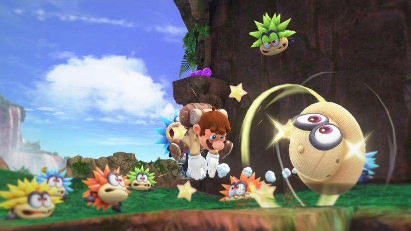 Image du jeu Super Mario Odyssey sur Nintendo Switch