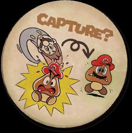 Super Mario Odyssey : chapimorphose