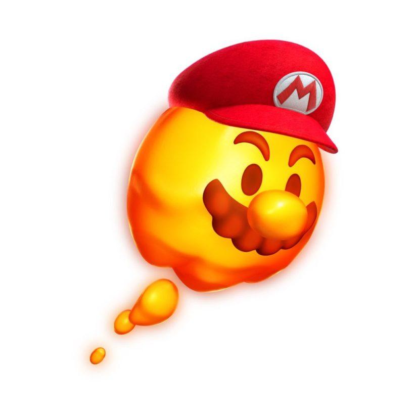Super Mario Odyssey : chapimorphose lave