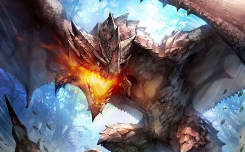 Jeu Super Smash Bros. Ultimate : Rathalos rejoint le casting
