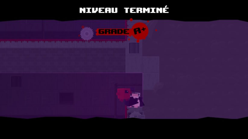 Image du jeu Super Meat Boy sur Nintendo Switch : grade A +