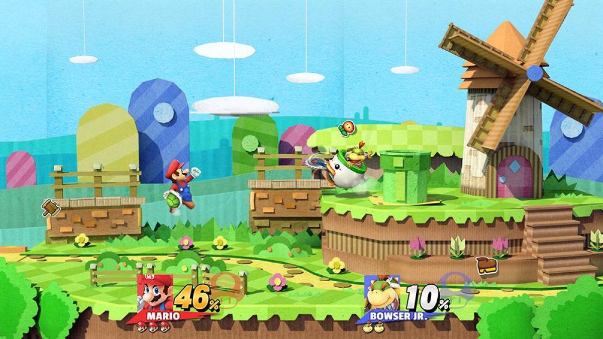 Super Smash Bros sur Switch