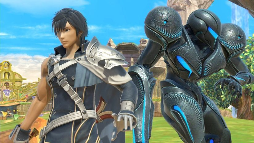 Jeu Super Smash Bros. Ultimate : Chrom et Dark Samus seront des combattants Echo