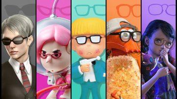 Jeu Super Smash Bros. Ultimate sur Nintendo Switch : Objectif Lunettes du 14/12 au 16/12/18