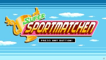 Super Sportmatchen arrive sur Switch