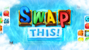 Jeu Swap This! sur Nintendo Switch : artwork du jeu