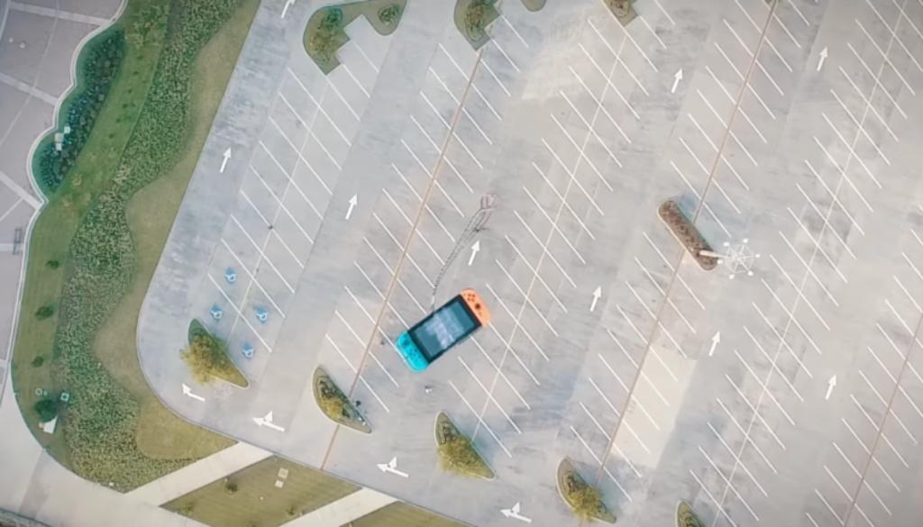 Crash test : la Switch résiste-t'elle à une chute de plus de 300 mètres ?