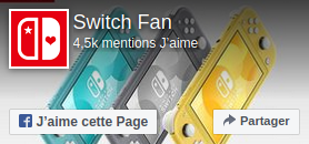 Switch Fan sur Facebook
