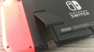 Nintendo Switch Port Micro SD