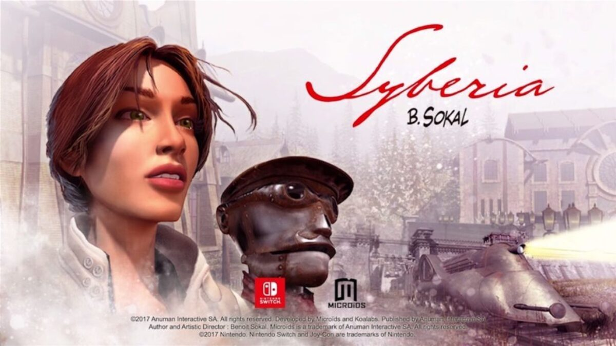 Image du jeu Syberia sur Nintendo Switch