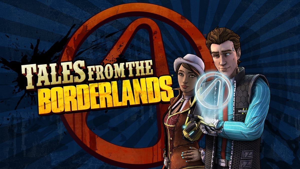 Tales From The Borderlands sur Nintendo Switch - artwork du jeu