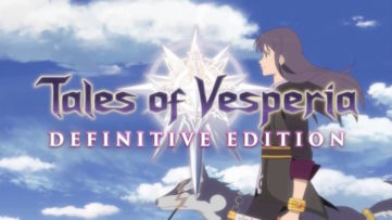 Jeu Tales of Vesperia : Definitive Edition sur Nintendo Switch : artwork du jeu