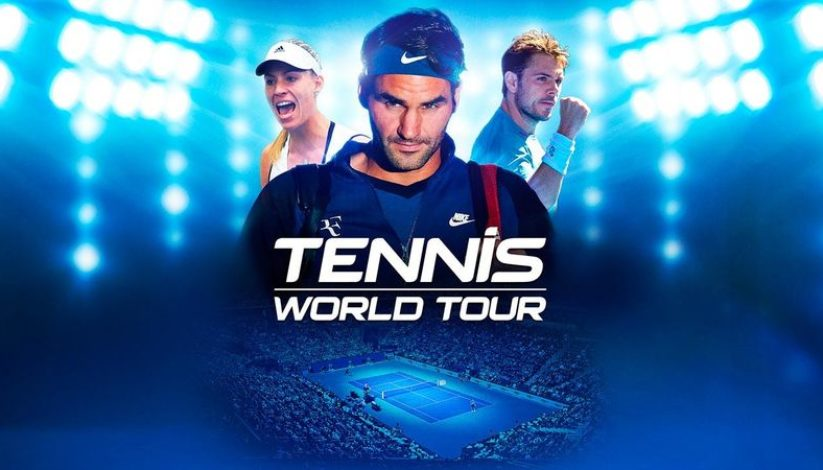 Tennis World Tour sort le 22 mai
