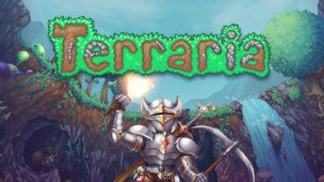 Du gameplay et une possible date de sortie pour Terraria sur Nintendo Switch