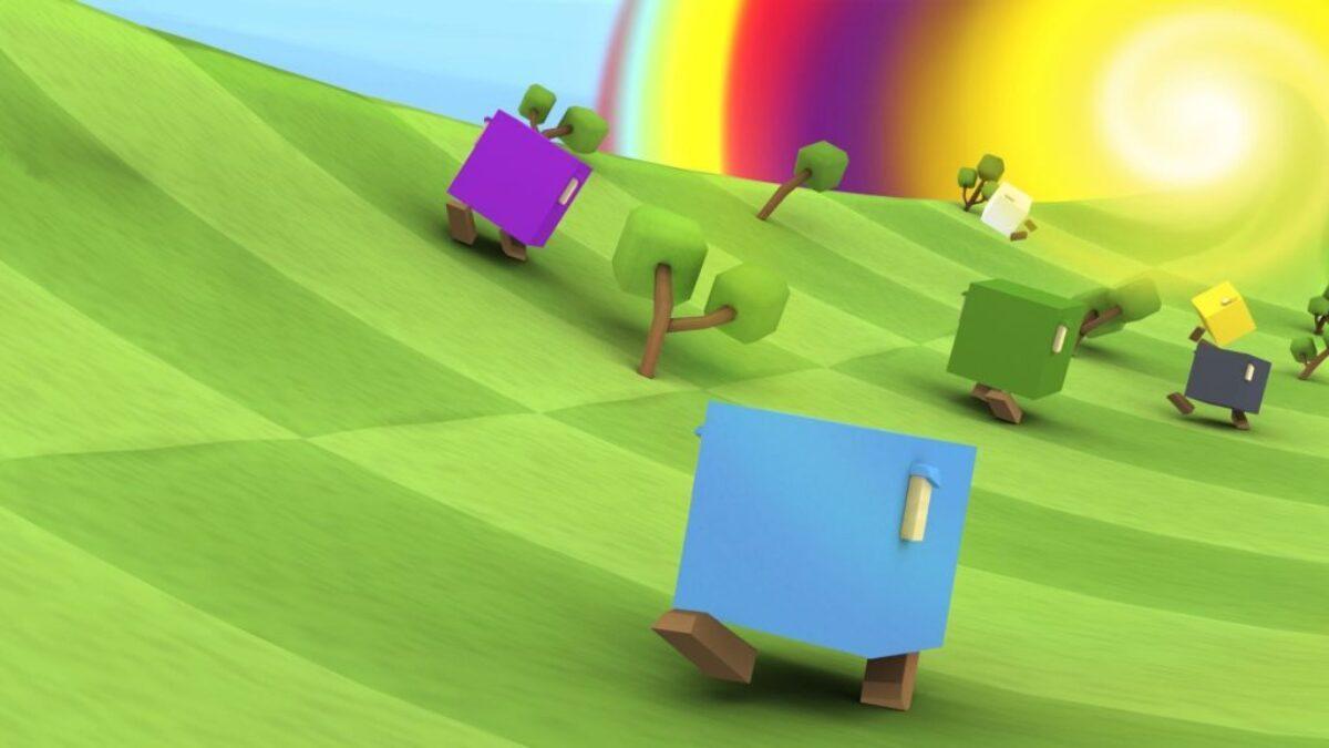 Jeu Tetra's Escape sur Nintendo Switch : artwork du jeu