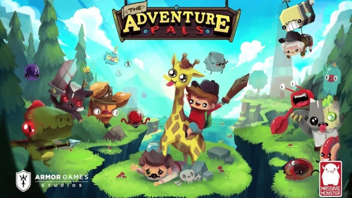 Jeu The Adventure Pals sur Nintendo Switch : cover