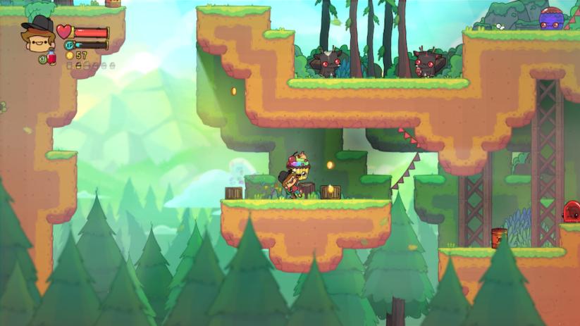 Jeu The Adventure Pals sur Nintendo Switch : le Monde Grasslands