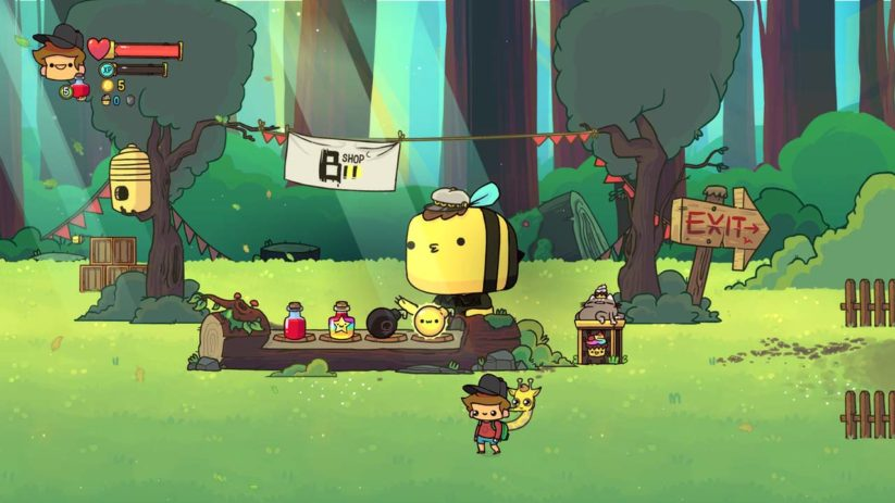 Jeu The Adventure Pals sur Nintendo Switch : boutique abeille
