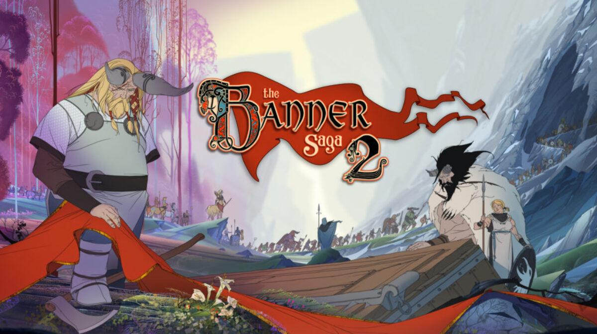 Jeu The Banner Saga 2 sur Nintendo Switch : artwork du jeu