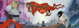 Jeu The Banner Saga 2 sur Nintendo Switch : artwork du jeu