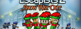 Jeu The Escapists 2 sur Nintendo Switch : la mise à jour Snow Way Out arrive le 12/12/18