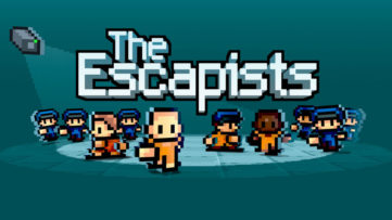 Jeu The Escapists : Complete Edition sur Nintendo Switch : artwork du jeu