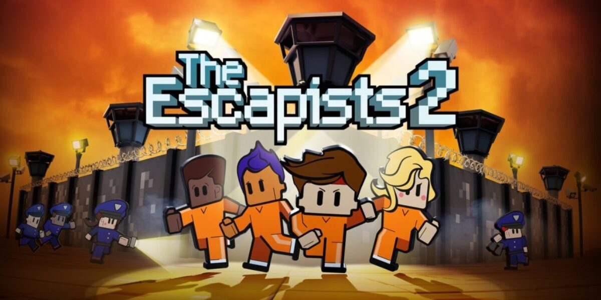 Image du jeu The Escapists 2 sur Nintendo Switch
