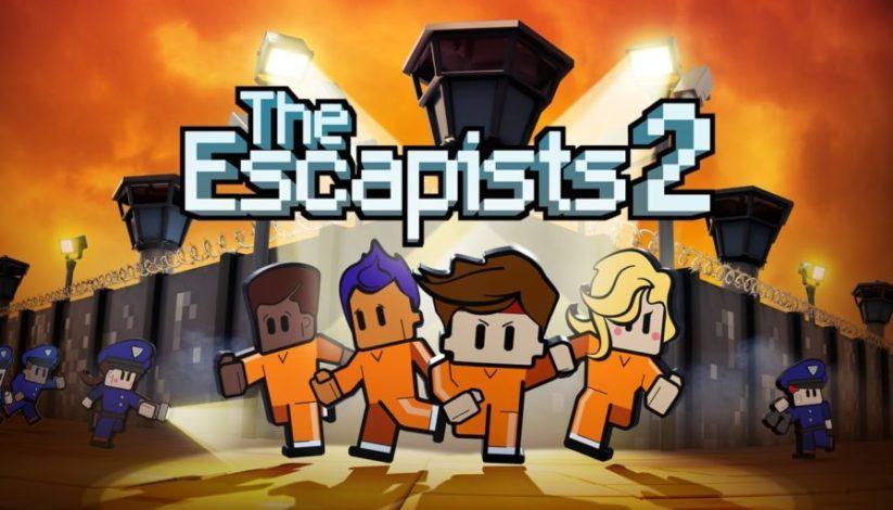 Image du jeu The Escapists 2 sur Nintendo Switch