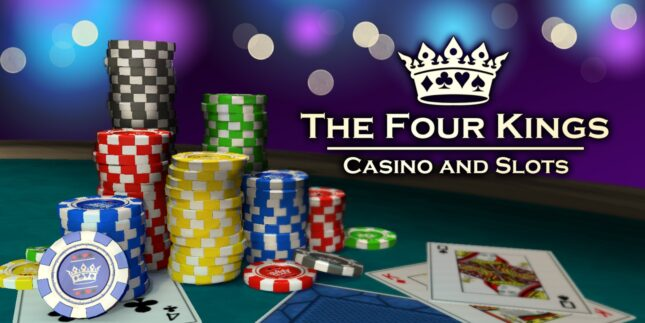 The Four Kings Casino and Slots : un MMO gratuit polyvalent