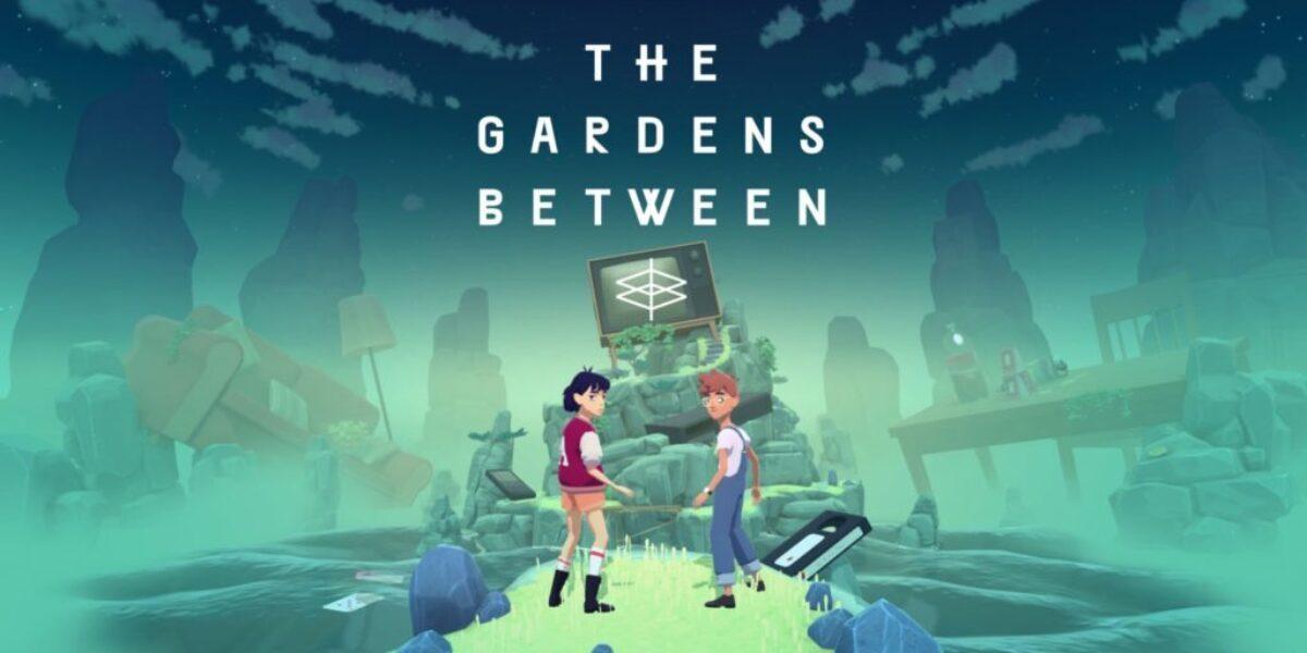Jeu The Gardens Between sur Nintendo Switch : artwork du jeu