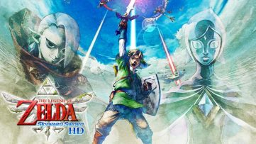 The Legend of Zelda : Skyward Sword HD sur Nintendo Switch - artwork du jeu