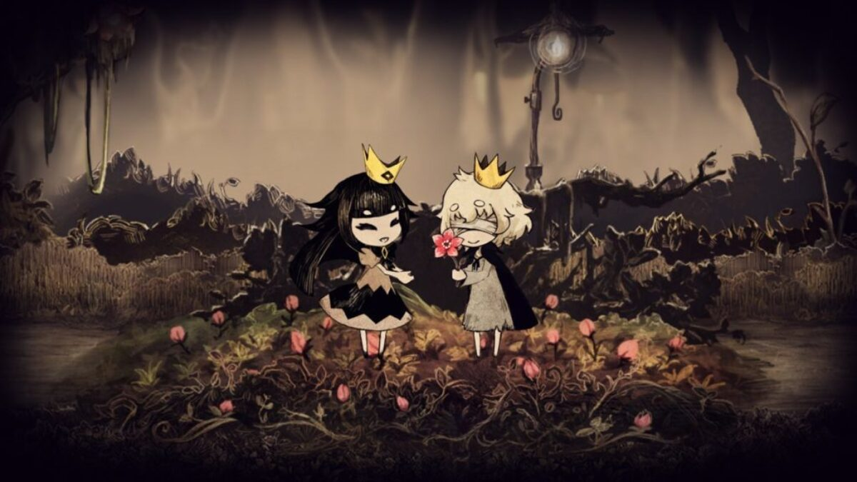 Jeu The Liar Princess and the Blind Prince sur Nintendo Switch : la senteur d'une fleur