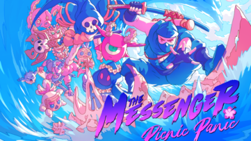 Jeu The Messenger sur Nintendo Switch : DLC Picnic Panic