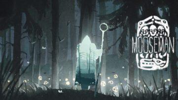 Jeu The Mooseman sur Nintendo Switch : artwork du jeu