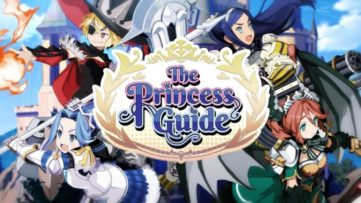 The Princess Guide sortira sur Switch en 2019
