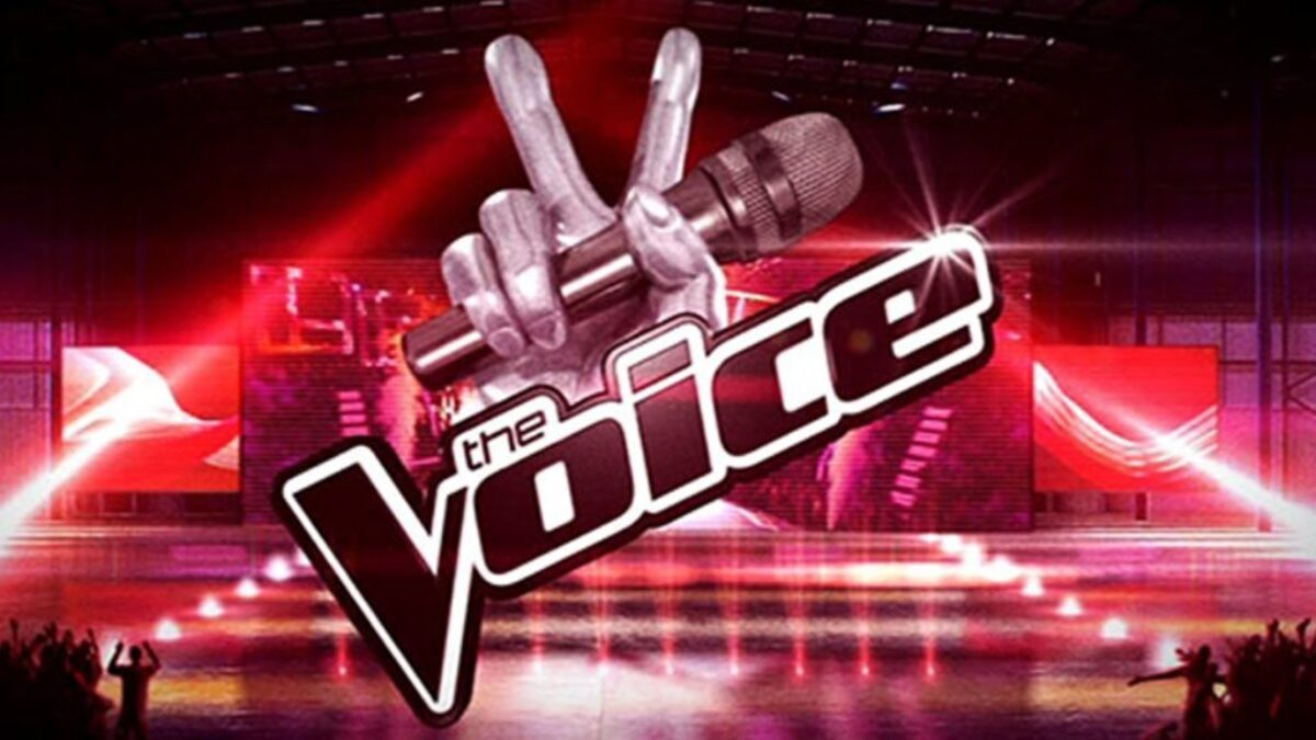 Jeu The Voice la Plus Belle Voix sur Nintendo Switch : artwork du jeu